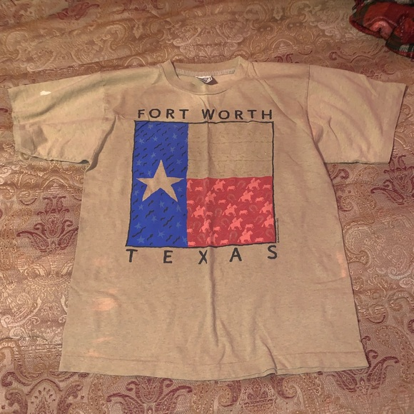 Alore Tops - Fort Worth Tee